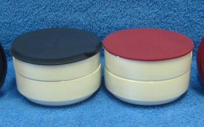 Silicone Bowl Toppers