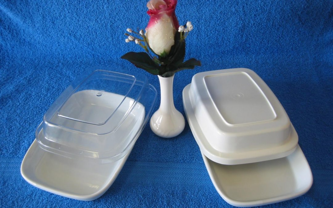 Rectangular Plates & Dome Covers