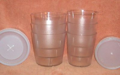 Polycarbonate Clear Tumblers
